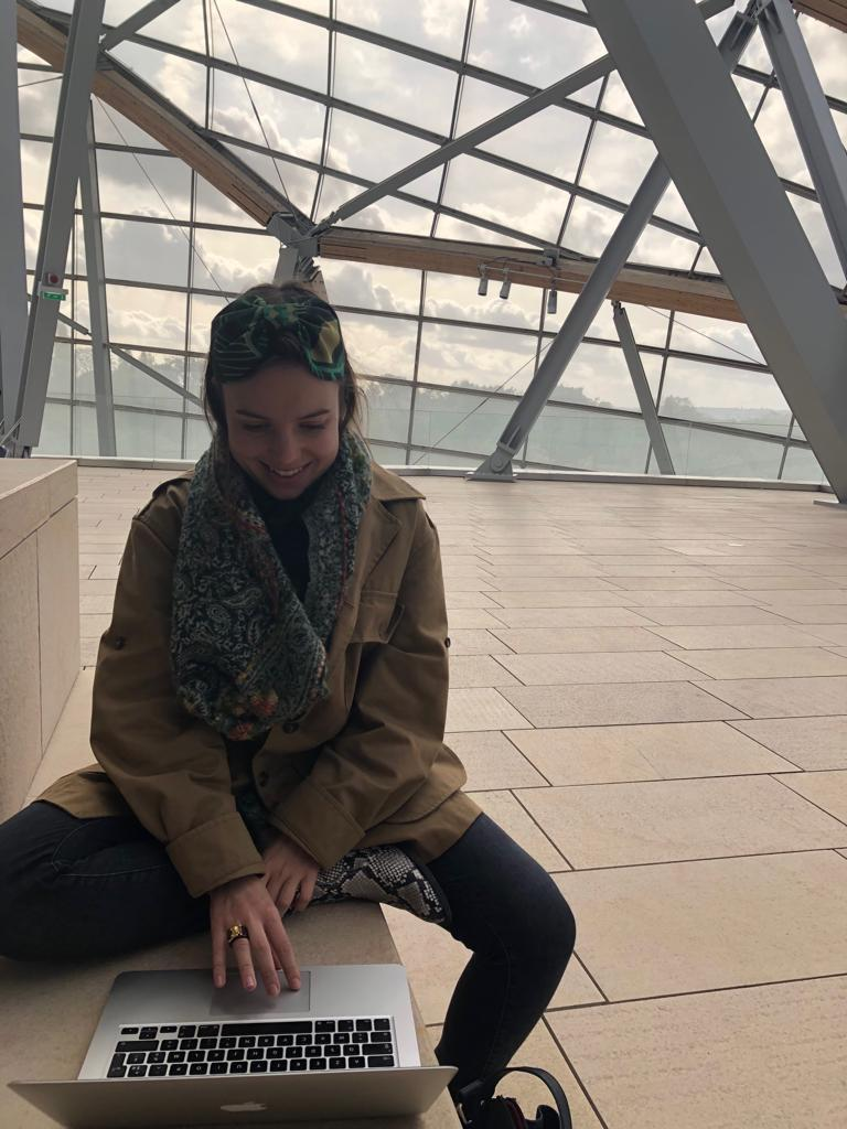 Amurabi's Inspiration Day at the Fondation Louis Vuitton to discuss legal design