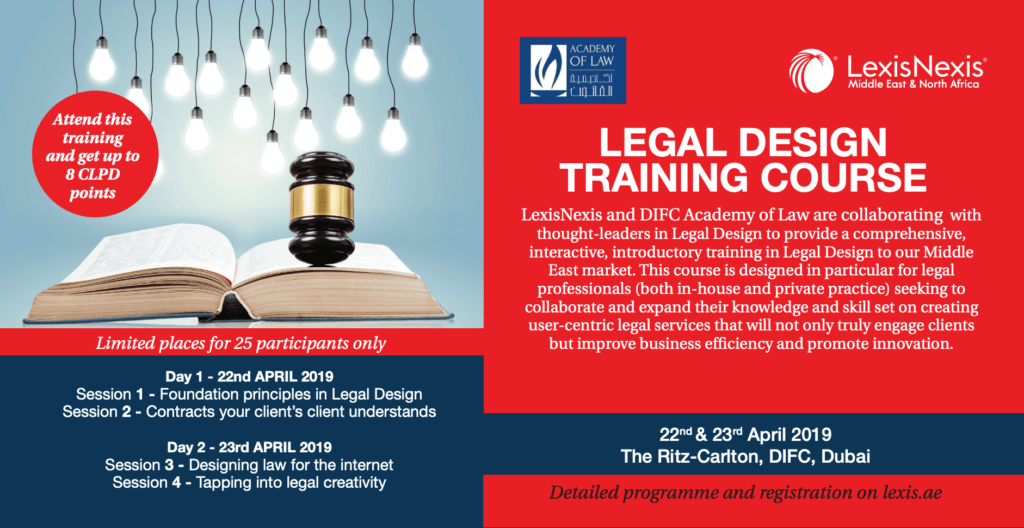Amurabi's legal-design-training - dubai
